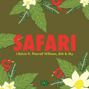 Safari (feat. Pharrell Williams, BIA & Sky) - Single Mp3 Download