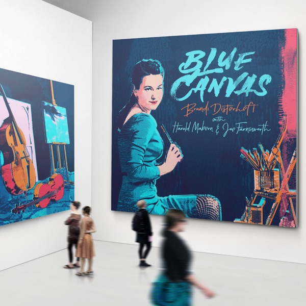 Brandi Disterheft - Blue Canvas