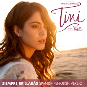 Siempre Brillarás (Spanish/English Version) - Single Mp3 Download