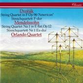 Orlando Quartet - Mendelssohn: String Quartet No.1 In E Flat, Op.12, MWV R 25 - 1. Adagio non troppo; Allegro non tardante
