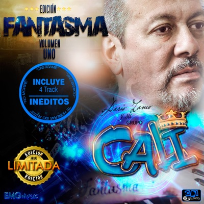 EDICIÓN FANTASMA Vol 1 - Grupo Cali