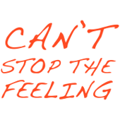 Can't Stop the Feeling! (Originally Performed By Justin Timberlake) [Karaoke Version]