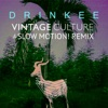 Drinkee Vintage Culture Slow Motion Remix Single