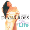 Diana Ross - Love and Life: The Very Best of Diana Ross artwork