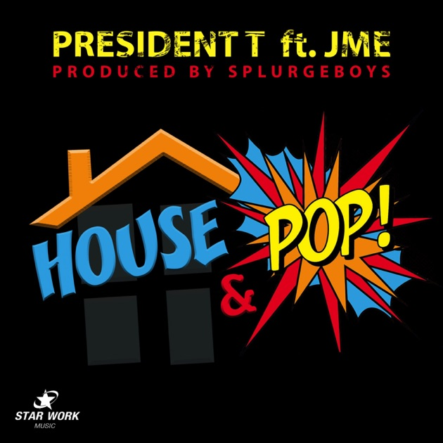 House pop feat jme splurgeboys single by for House music pop