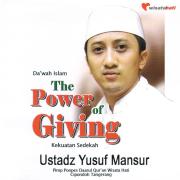 The Power of Giving - Ust.Yusuf Mansur - Ust.Yusuf Mansur