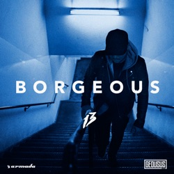 13 - Borgeous Album Cover