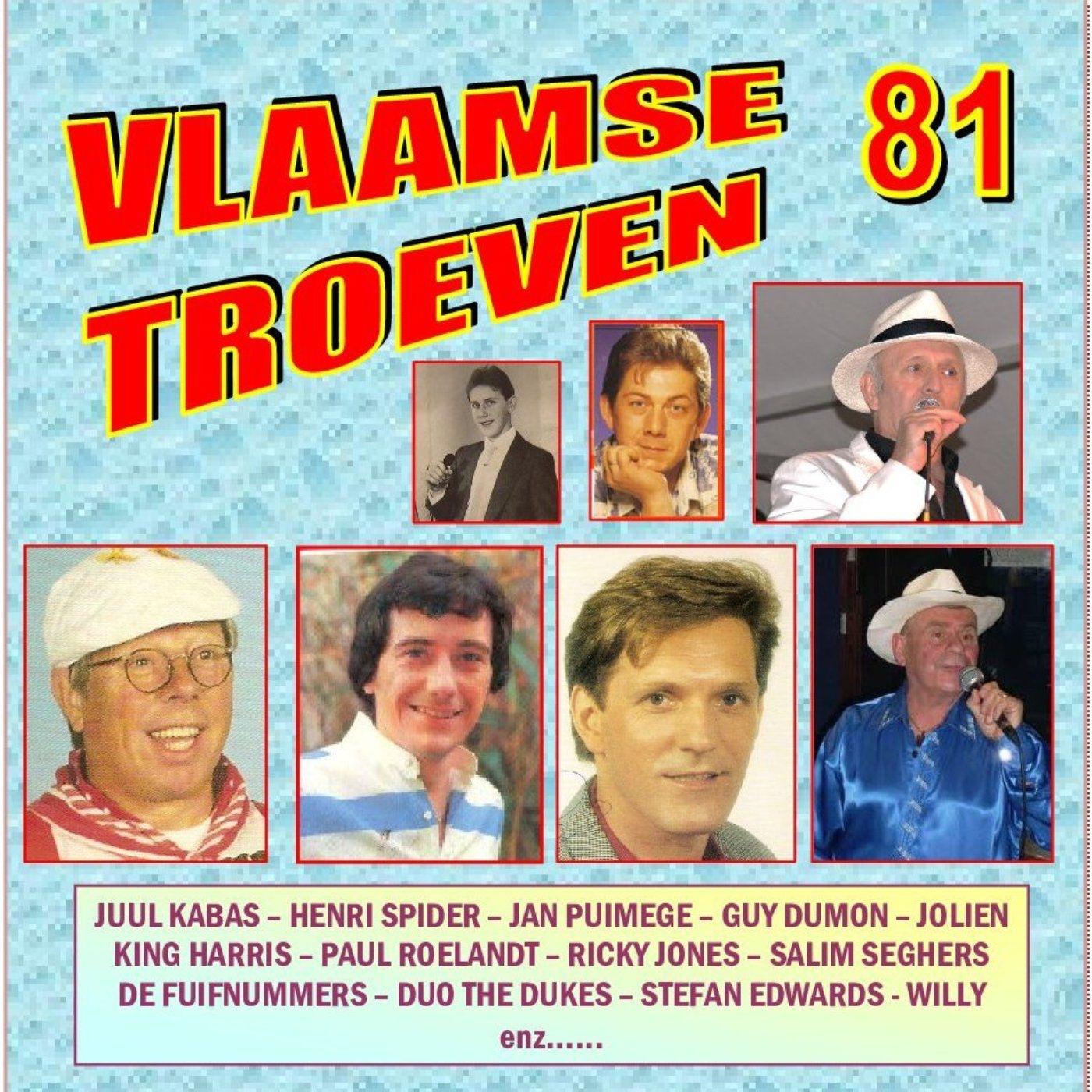 Vlaamse Troeven volume 81