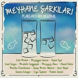 Meyhane Şarkıları (Plaklardan Orijinal) - Various Artists Album Cover