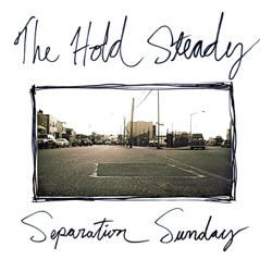 Separation Sunday (Deluxe Version) - The Hold Steady Album Cover