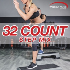 Workout Music Source - 32 Count Step Mix