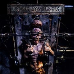 The X Factor - Iron Maiden Album Cover