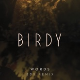 Words (EDX Remix) - Single