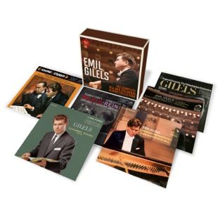 Emil Gilels – The Complete RCA and Columbia Album Collection – Emil Gilels