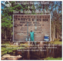 Louisiana Swamp Blues, Vol. 1 - Live at Tabby's Blues Box