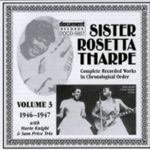 Sister Rosetta Tharpe - Up Above My Head I Hear Music In the Air