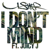 I Don't Mind Feat. Juicy J Usher - Usher