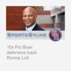 Ron Barr - NFL Legends of Defense: Ronnie Lott Interview  artwork