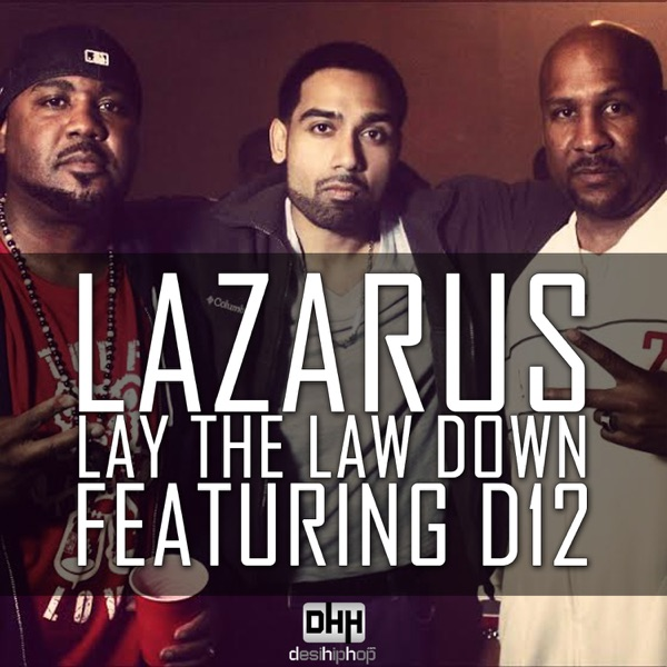 Lay the Law Down (feat. D12) - Single