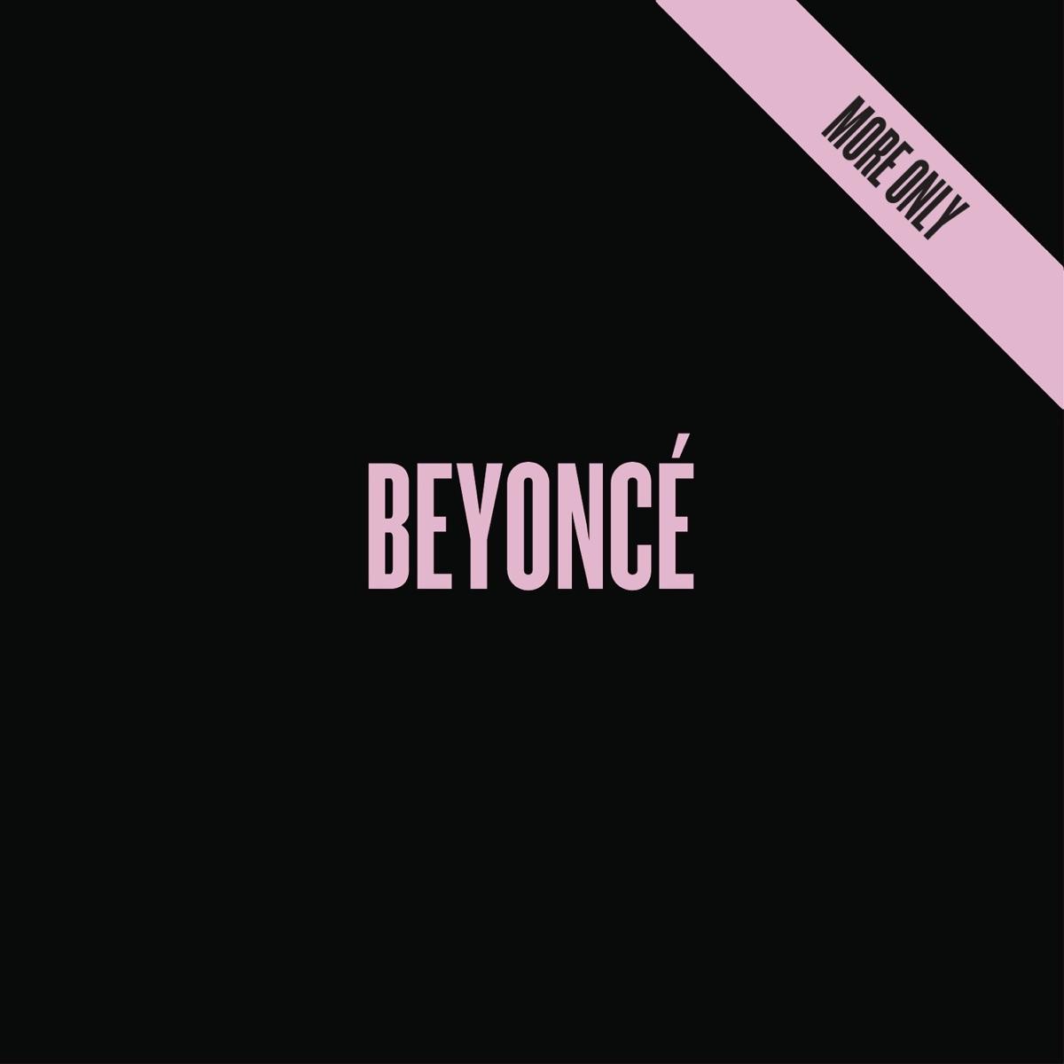 BEYONCÉ More Only - EP Beyoncé CD cover