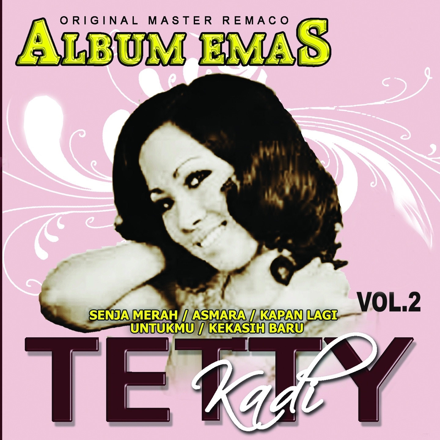 Album Emas Tetty Kadi, Vol. 2