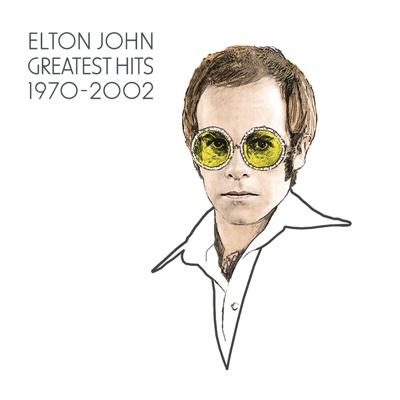 Greatest Hits 1970-2002 - Elton John album