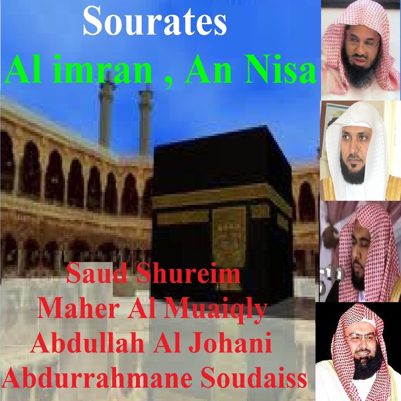 Sourates Al Imran, An Nisa (Quran)