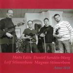 Mats Edén, Daniel Sandén-Warg, Leif Stinnerbom & Magnus Stinnerbom - Krutfarmors vals av Magnus Stinnerbom
