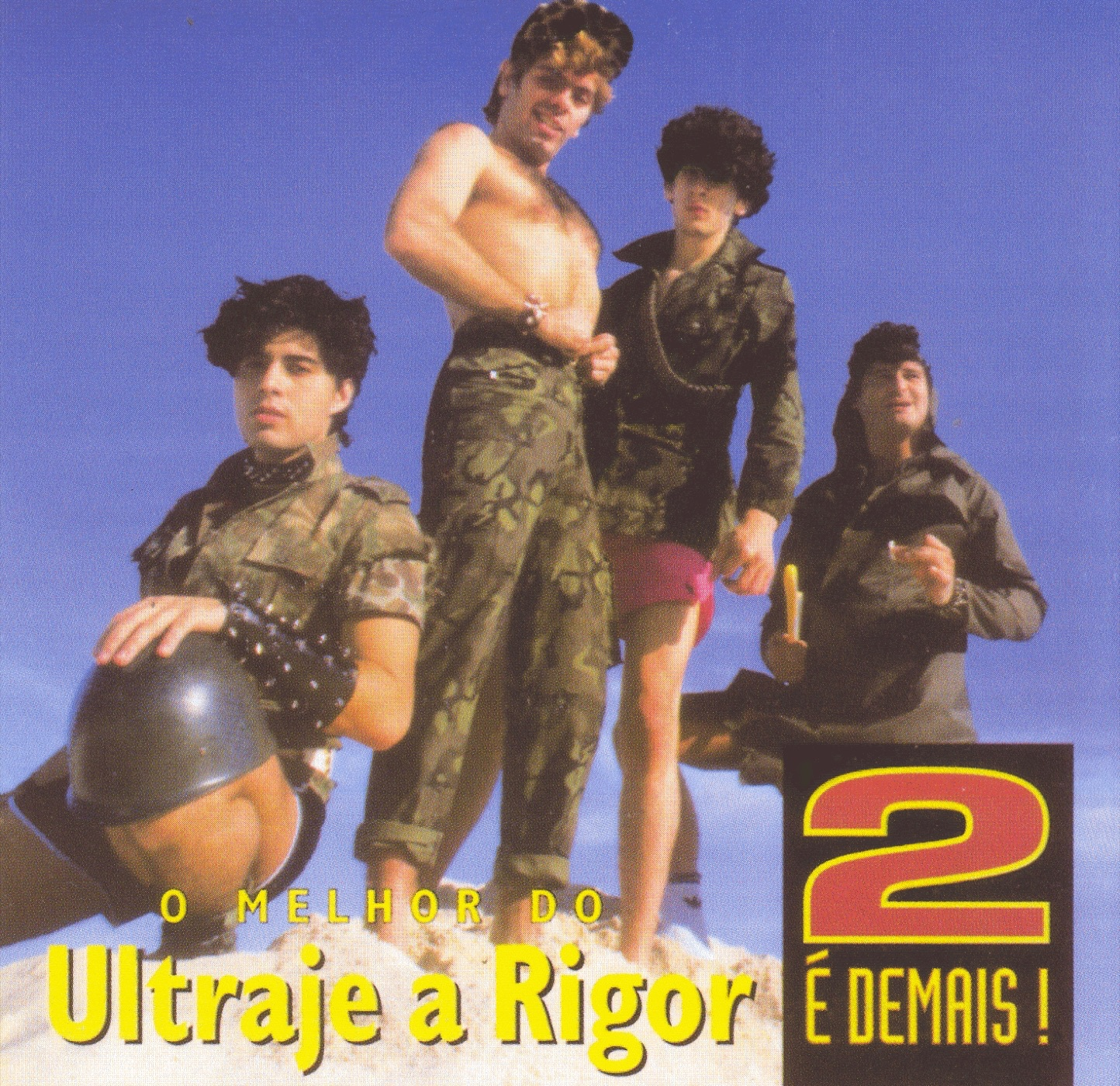 MP3 Songs Online:♫ Eu Me Amo - Ultraje a Rigor album 2 é Demais. Latino,Music,World listen to music online free without downloading.