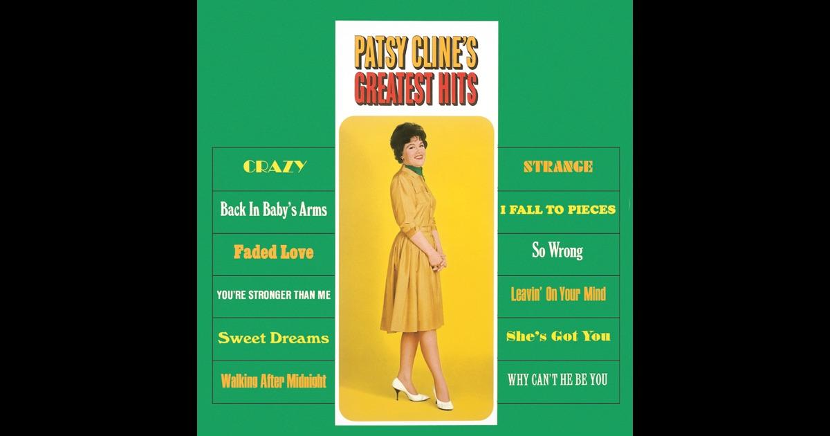 Patsy Cline Greatest Hits