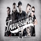 Travesuras (Remix) [feat. De La Ghetto, J Balvin, Zion & Arcángel] - Single