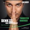Thorsten Havener - Denk doch, was du willst Grafik