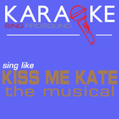 Karaoke in the Style of Kiss Me Kate - EP