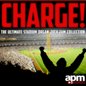 Charge: The Ultimate Stadium Organ Jock Jam Collection