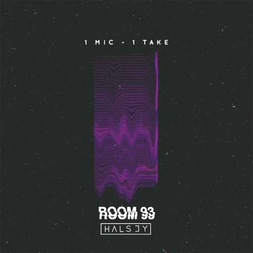Halsey - Room 93: 1 Mic 1 Take - Single