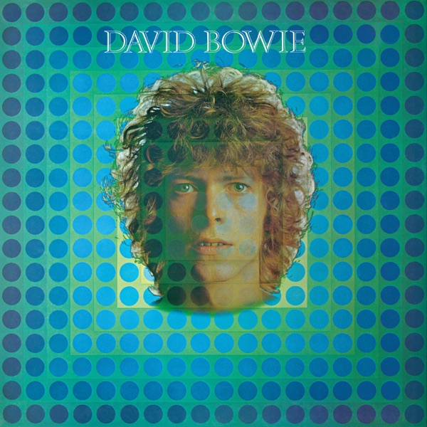 Cover art for Space Oddity