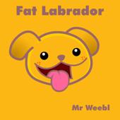 Fat Labrador