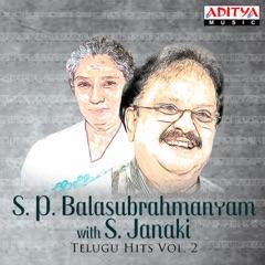 S. P. Balasubrahmanyam with S. Janaki (Telugu Hits, Vol. 2)