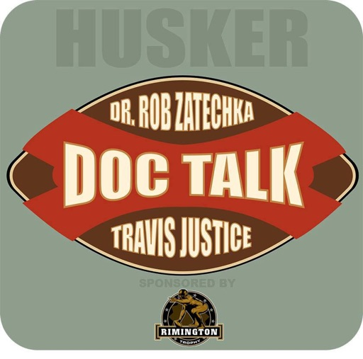Cover image of Husker Doc Talk