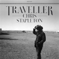 Traveller - Chris Stapleton Album Cover