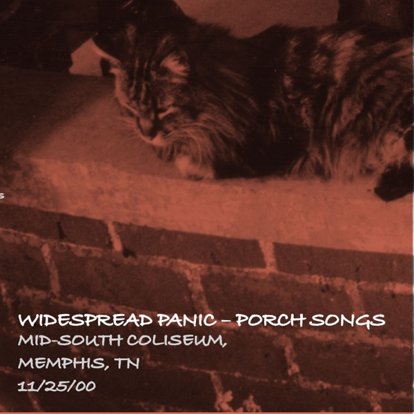 Widespread Panic - Live in Memphis, TN 11/25/2000 (live)
