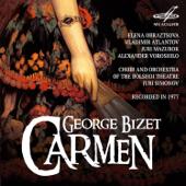 "Carmen, Acte I: Habanera ""У любви, как у пташки, крылья"" (Live)"