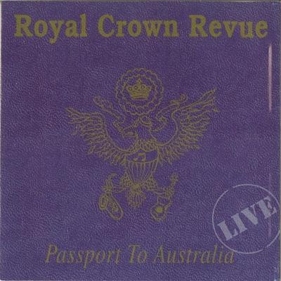Passport to Australia (Live) - Royal Crown Revue