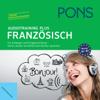 Div. - PONS Audiotraining Plus - Französisch. Für Anfänger und Fortgeschrittene Grafik