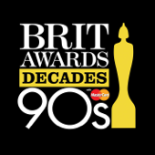 BRIT Awards Decades 90s