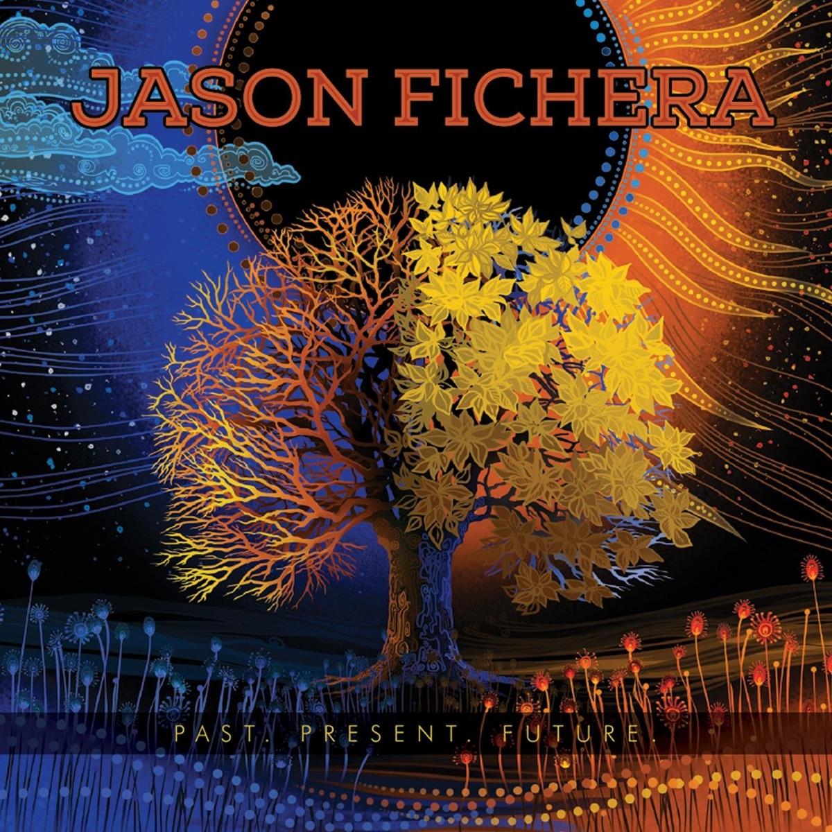 Past Present Future - EP Jason Fichera CD cover