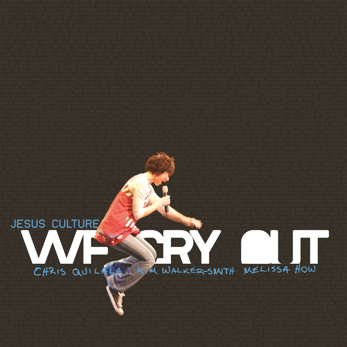 We Cry Out Live Jesus Culture CD cover