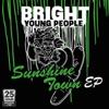 Sunshine Town - EP artwork