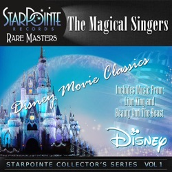 Beauty and the Beast Disney Movie Classics, Vol. 1 - The Magical Singers image