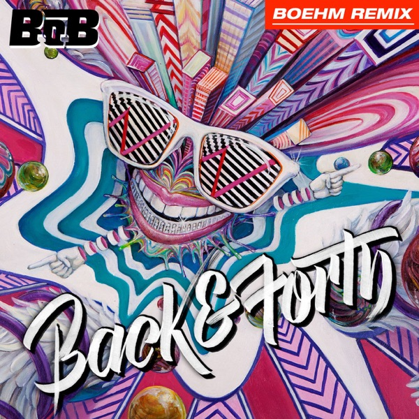 Back and Forth (Boehm Remix) - Single
